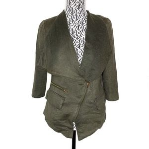 Anthropologie Cartonnier cotton jacket medium